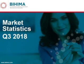 BIHIMA Q3 data shows solid growth in private hearing market